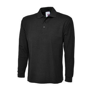 Longsleeve Pique Poloshirt