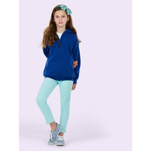 Children's Classic Full Zip Hooded Sweatshirt