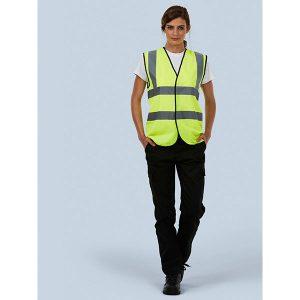 Sleeveless Safety Waist Coat
