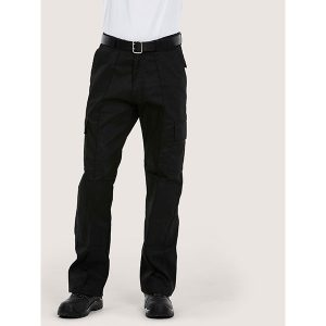 Cargo Trouser – Long with Knee Pads – Reg