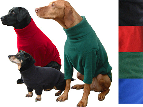 hotterdog - dog jumper